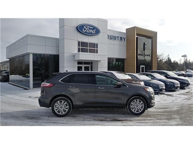 2019 Ford Edge Titanium (Stk: ED1140) in Bobcaygeon - Image 1 of 24
