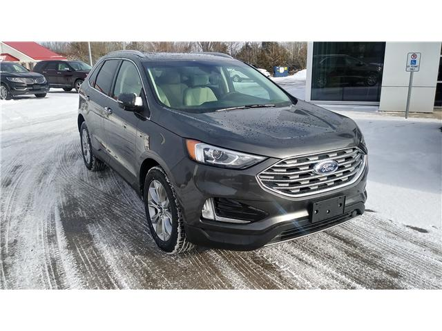 2019 Ford Edge Titanium (Stk: ED1140) in Bobcaygeon - Image 2 of 24