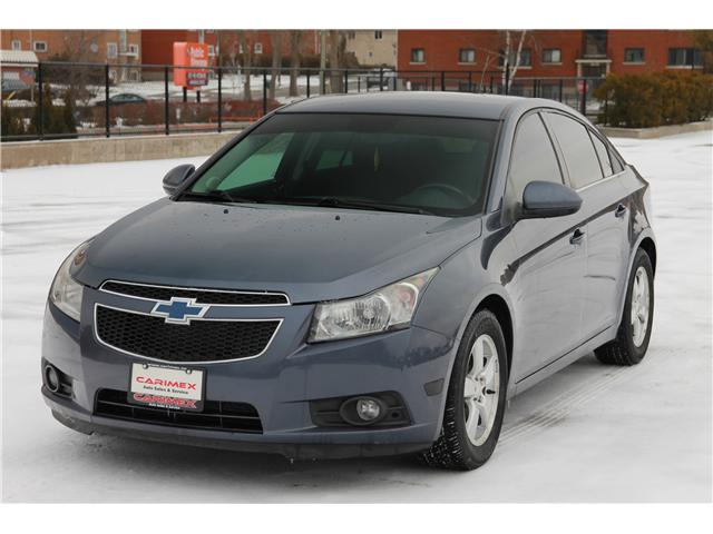 2013 Chevrolet Cruze LT Turbo (Stk: 1812591) in Waterloo - Image 1 of 24