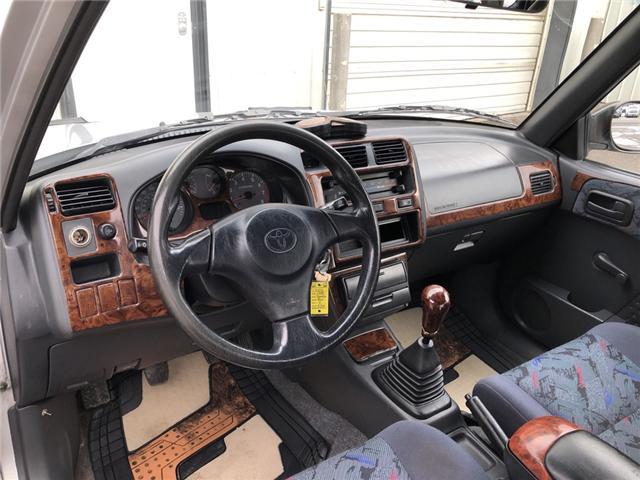 1998 Toyota RAV4 Base (Stk: 14216) in Fort Macleod - Image 10 of 14
