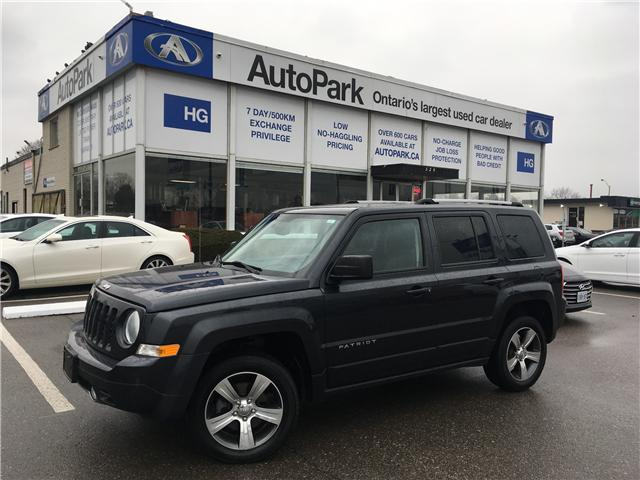 2016 Jeep Patriot Sport/North (Stk: 16-86481) in Brampton - Image 1 of 20