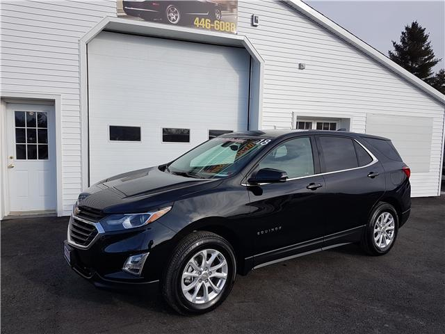 2018 Chevrolet Equinox 1LT (Stk: 765) in Oromocto - Image 1 of 13
