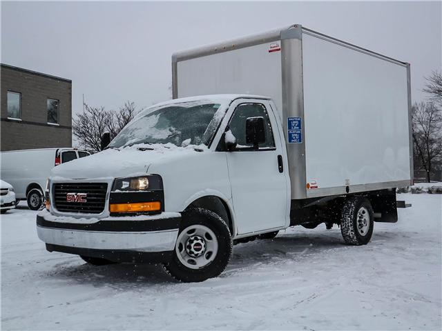a31e4c980c 2018 GMC Savana Cutaway Work Van (Stk  J2983) in Ottawa - Image 1