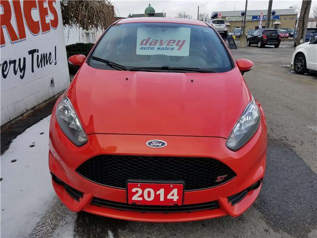 2014 Ford Fiesta ST (Stk: 18-771) in Oshawa - Image 2 of 17