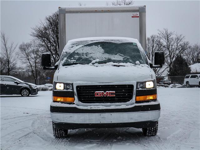 ca7135f392 2018 GMC Savana Cutaway Work Van (Stk  J2983) in Ottawa - Image 2