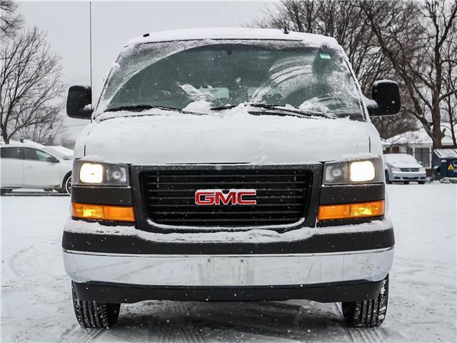 f0137de018 2018 GMC Savana 2500 Work Van (Stk  J3038) in Ottawa - Image 2