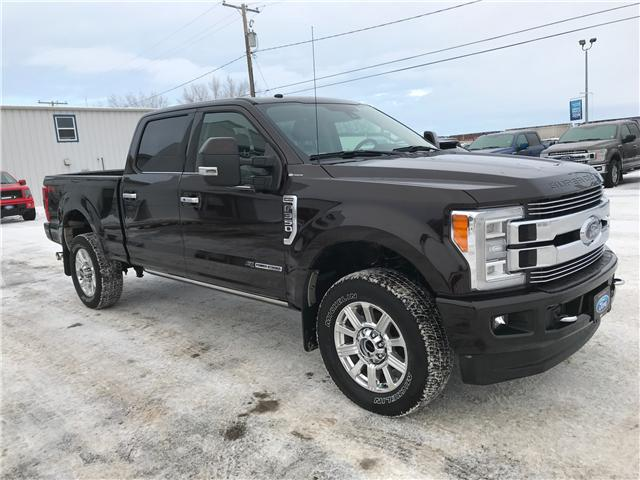 2018 Ford F-350 Limited 1FT8W3BT8JEC84542 9122A in Wilkie