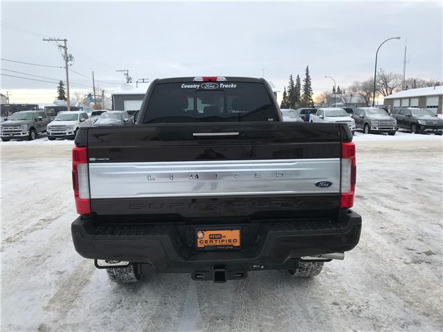 2018 Ford F-350 Limited (Stk: 9122A) in Wilkie - Image 21 of 24