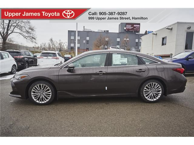 2019 Toyota Avalon Limited (Stk: 190097) in Hamilton - Image 2 of 19