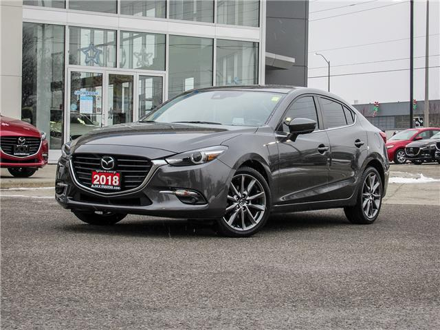 2018 Mazda Mazda3  (Stk: P5008) in Ajax - Image 1 of 21