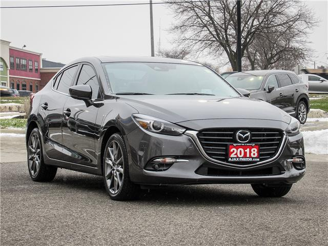 2018 Mazda Mazda3  (Stk: P5008) in Ajax - Image 3 of 21