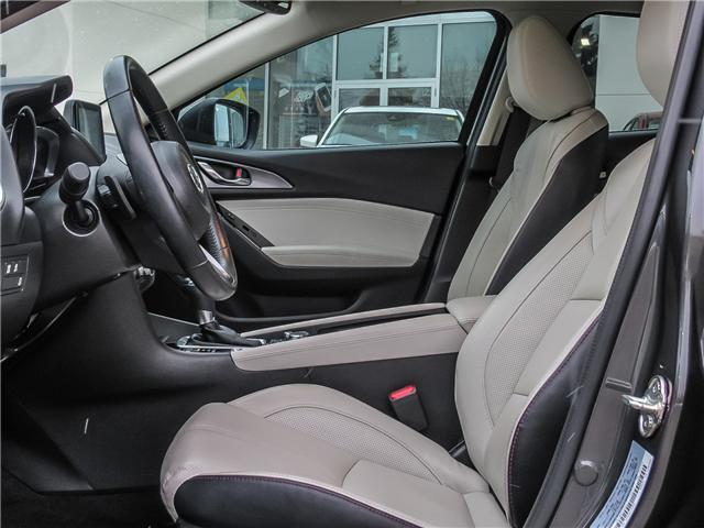 2018 Mazda Mazda3  (Stk: P5008) in Ajax - Image 11 of 21