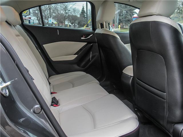 2018 Mazda Mazda3  (Stk: P5008) in Ajax - Image 16 of 21