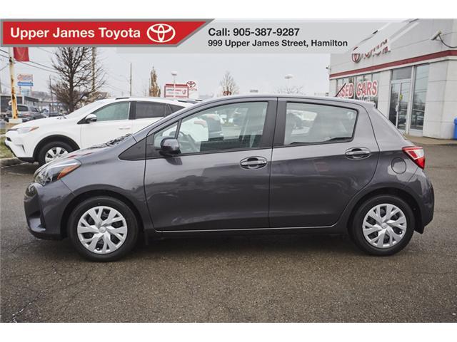 2018 Toyota Yaris LE (Stk: 76326) in Hamilton - Image 2 of 16
