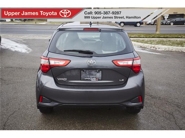 2018 Toyota Yaris LE (Stk: 76326) in Hamilton - Image 6 of 16