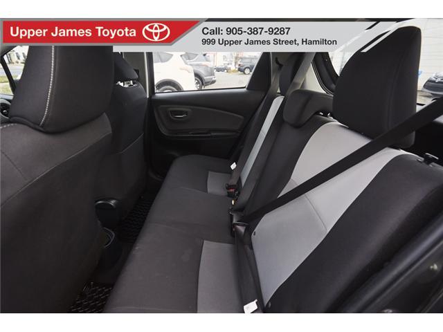 2018 Toyota Yaris LE (Stk: 76326) in Hamilton - Image 10 of 16