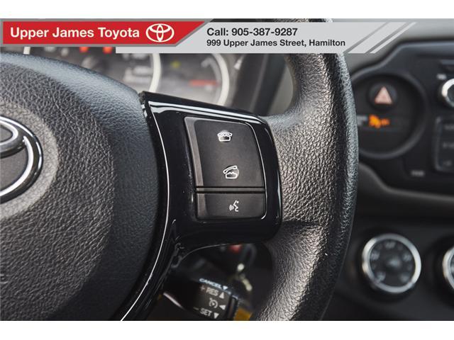 2018 Toyota Yaris LE (Stk: 76326) in Hamilton - Image 15 of 16