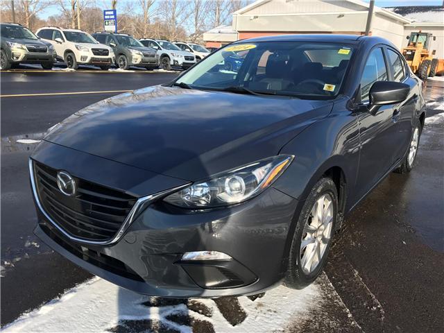2014 Mazda Mazda3 GS-SKY (Stk: PRO0519DA) in Charlottetown - Image 1 of 21