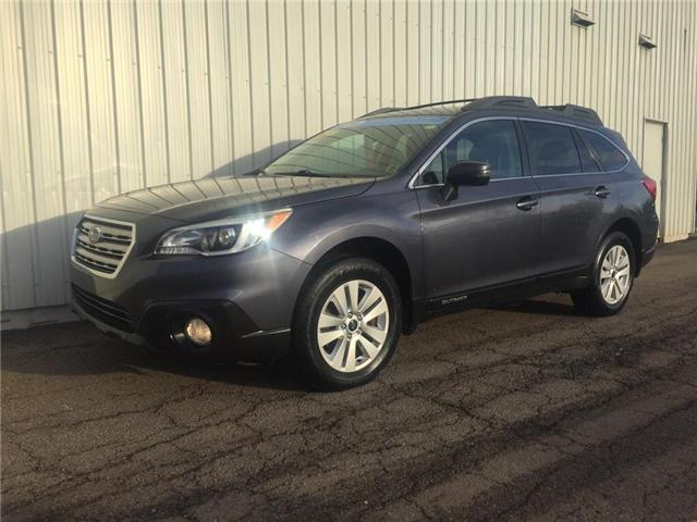 2015 Subaru OUTBACK 2.5i Touring Package (Stk: SUB1632A) in Charlottetown - Image 1 of 30