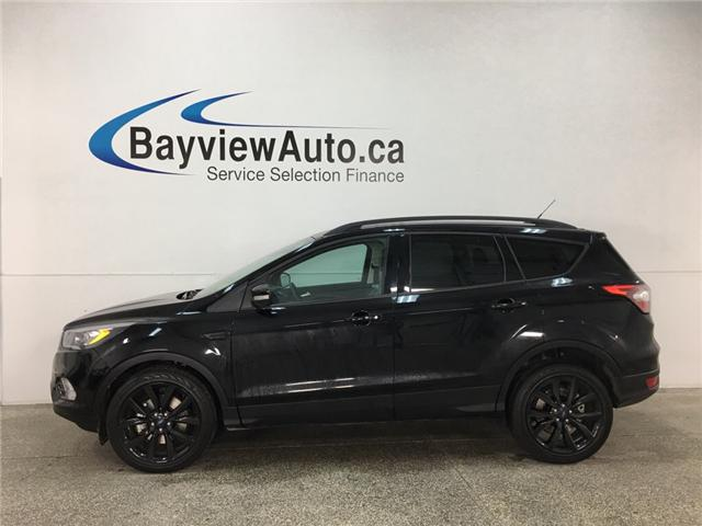2017 Ford Escape Titanium (Stk: 33857J) in Belleville - Image 1 of 30