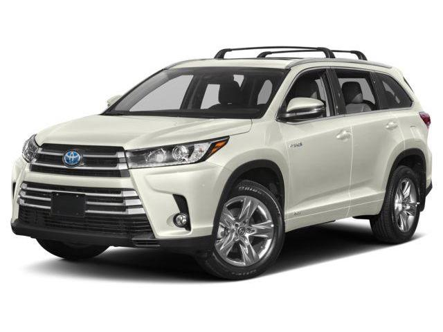 2018 Toyota Highlander HYBRID LIMITED (Stk: P1664) in Whitchurch-Stouffville - Image 1 of 1