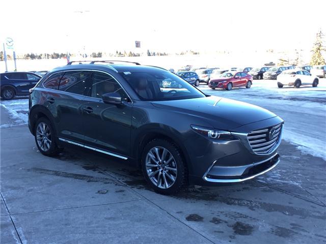 2018 Mazda CX-9 Signature (Stk: N3162) in Calgary - Image 2 of 5
