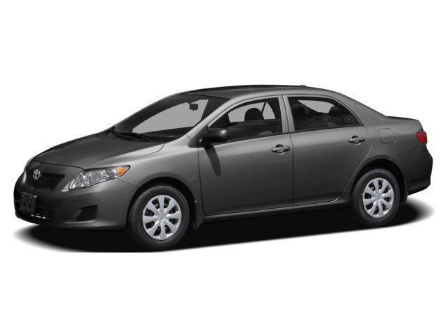 2010 Toyota Corolla  (Stk: 180451) in Brandon - Image 1 of 1