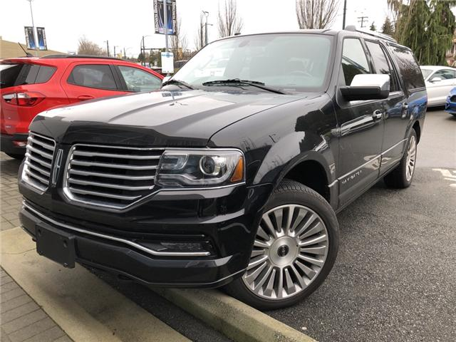 2017 Lincoln Navigator L Select (Stk: RP18414) in Vancouver - Image 1 of 5