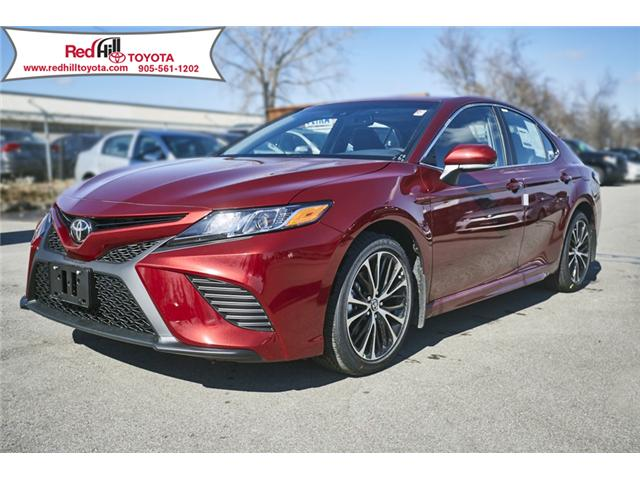 2019 Toyota Camry SE (Stk: 19280) in Hamilton - Image 1 of 14