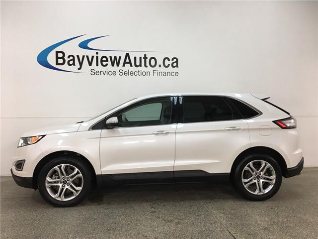 2018 Ford Edge Titanium (Stk: 34138EW) in Belleville - Image 1 of 28