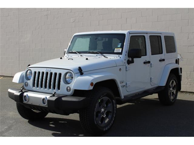 2018 Jeep Wrangler JK Unlimited Sahara (Stk: L870867) in Courtenay - Image 2 of 29