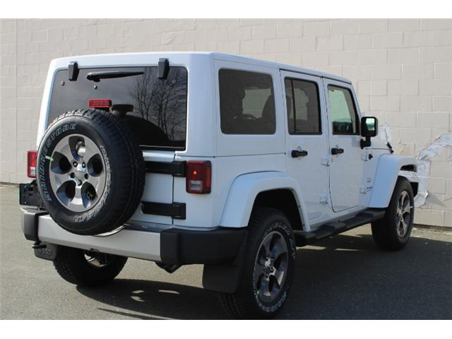 2018 Jeep Wrangler JK Unlimited Sahara (Stk: L870867) in Courtenay - Image 4 of 29