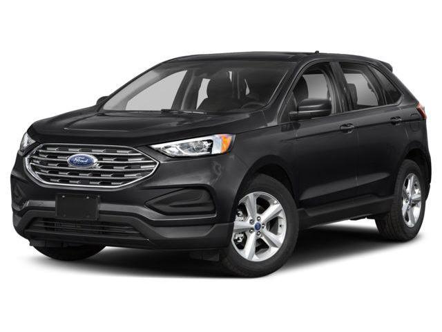 2019 Ford Edge SEL (Stk: K-268) in Calgary - Image 1 of 9