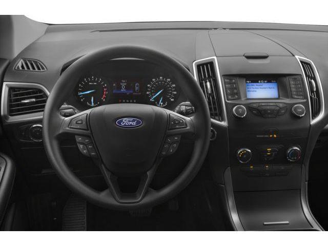 2019 Ford Edge SEL (Stk: K-268) in Calgary - Image 4 of 9