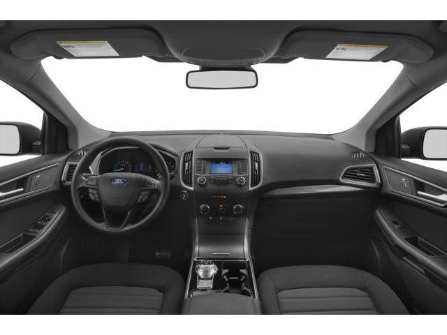 2019 Ford Edge SEL (Stk: K-268) in Calgary - Image 5 of 9