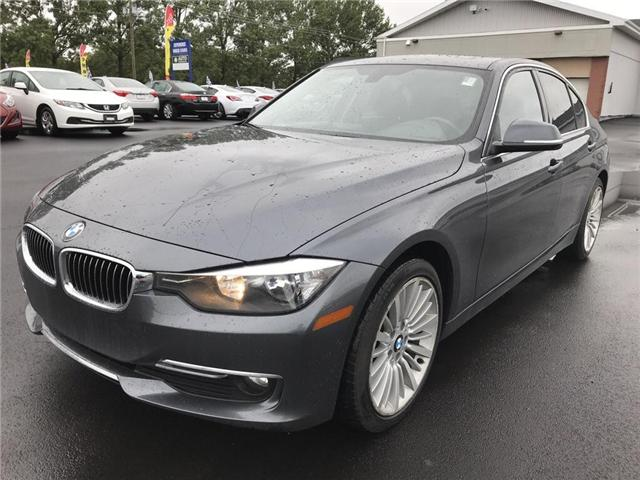 2015 BMW 320i xDrive (Stk: U3265) in Charlottetown - Image 1 of 23