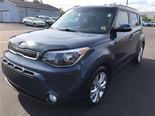2015 Kia Soul EX (Stk: 9955A) in Charlottetown - Image 1 of 21