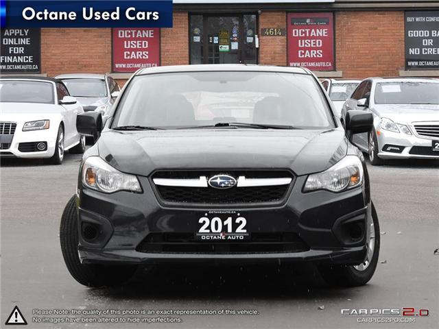2012 Subaru Impreza 2.0i (Stk: ) in Scarborough - Image 2 of 26