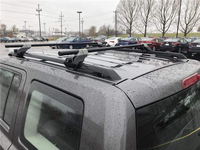 2016 Jeep Patriot Sport/North (Stk: U3242A) in Charlottetown - Image 7 of 21