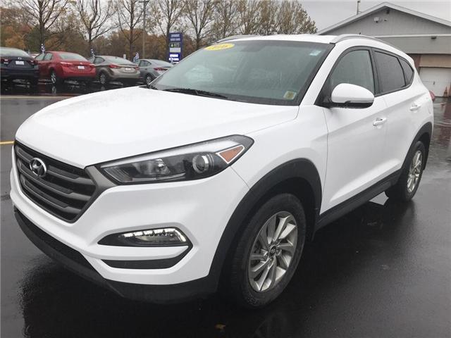 2016 Hyundai Tucson Premium (Stk: 9689A) in Charlottetown - Image 1 of 22