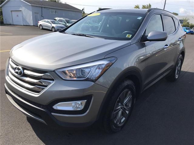 2016 Hyundai Santa Fe Sport 2.4 Premium (Stk: 9578A) in Charlottetown - Image 1 of 20