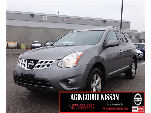 2013 Nissan Rogue S (Stk: JC645956B) in Scarborough - Image 1 of 18