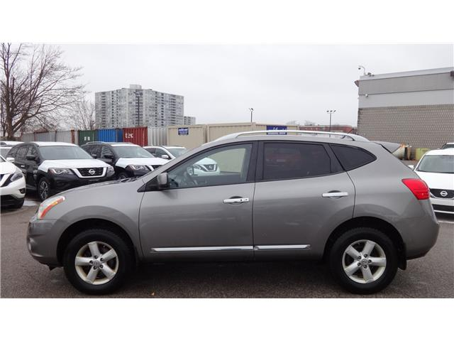 2013 Nissan Rogue S (Stk: JC645956B) in Scarborough - Image 2 of 18
