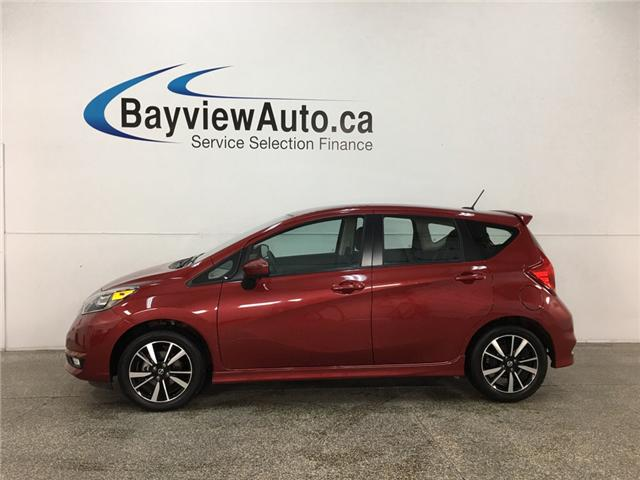 2018 Nissan Versa Note 1.6 SR (Stk: 33788J) in Belleville - Image 1 of 26