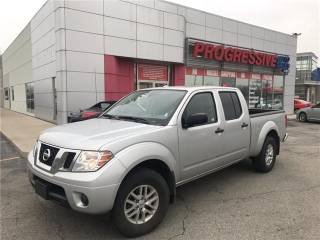 2018 Nissan Frontier SV (Stk: JN713114) in Sarnia - Image 1 of 6