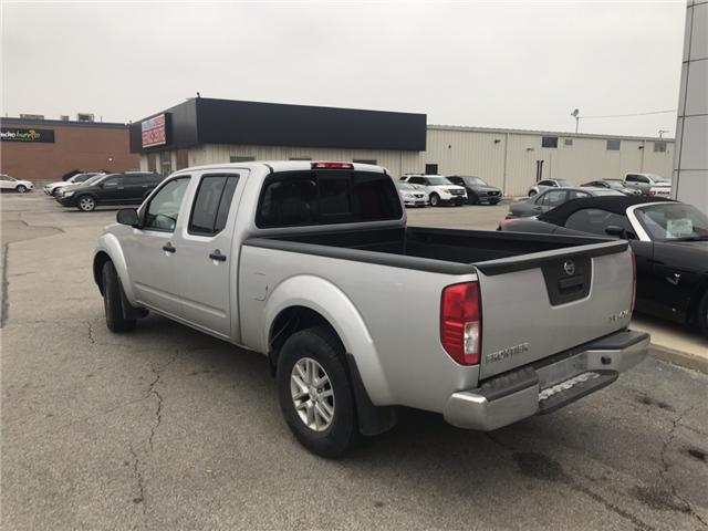 2018 Nissan Frontier SV (Stk: JN713114) in Sarnia - Image 2 of 6