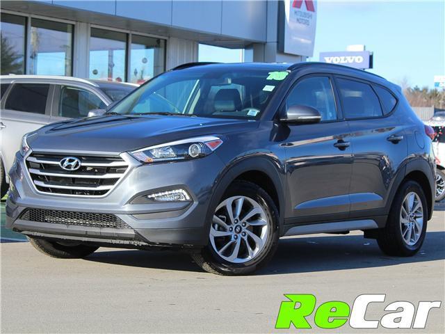 2018 Hyundai Tucson Luxury 2.0L (Stk: 181383a) in Fredericton - Image 1 of 27
