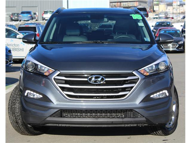 2018 Hyundai Tucson Luxury 2.0L (Stk: 181383a) in Fredericton - Image 2 of 27
