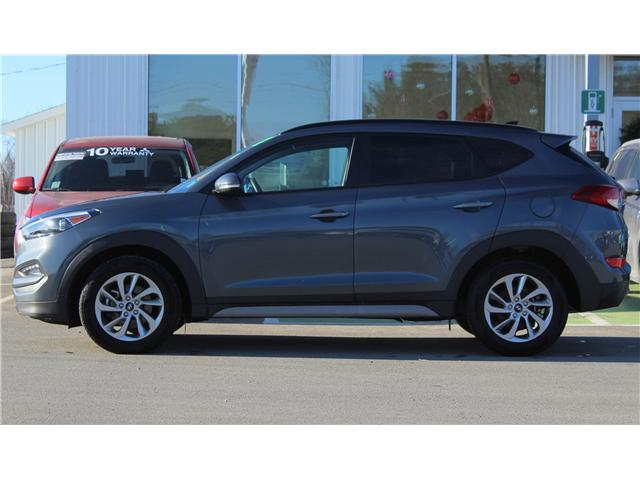 2018 Hyundai Tucson Luxury 2.0L (Stk: 181383a) in Fredericton - Image 4 of 27