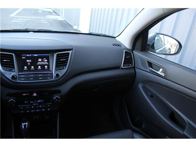 2018 Hyundai Tucson Luxury 2.0L (Stk: 181382A) in Fredericton - Image 25 of 26